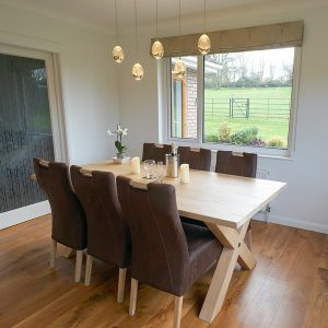 Dining Room at Clovehayes