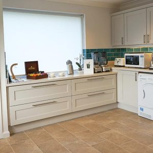 Fully equipped kitchen at Clovehayes