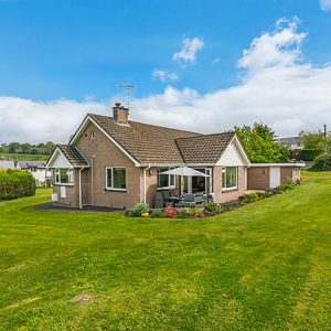 Holiday bungalow Clovehayes in North Tawton, mid Devon.