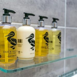 Duck Island Toiletries at Clovehayes